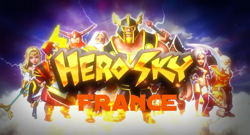 Hero Sky France