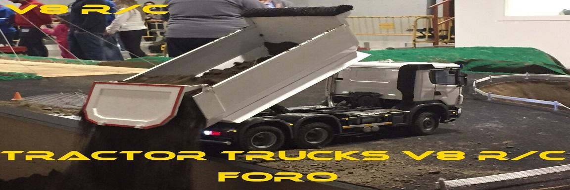 Foro Tractor Trucks V8 R/C