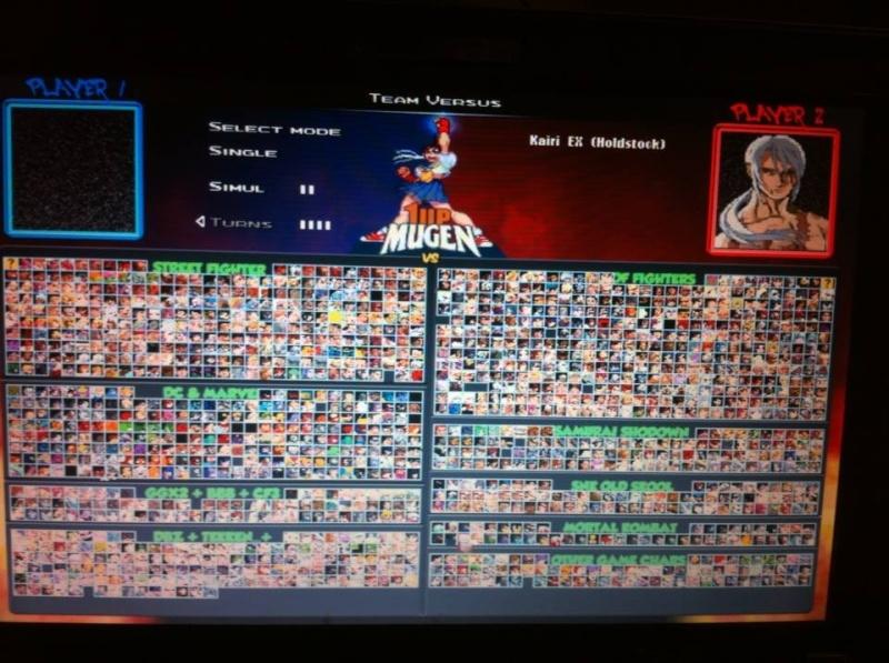 1up mugen arcade screenpack downloads the mugen archive