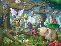 Le Monde des Pokémons!