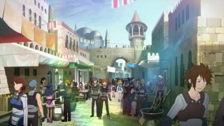 Sword Art Online, le jeu mortel.