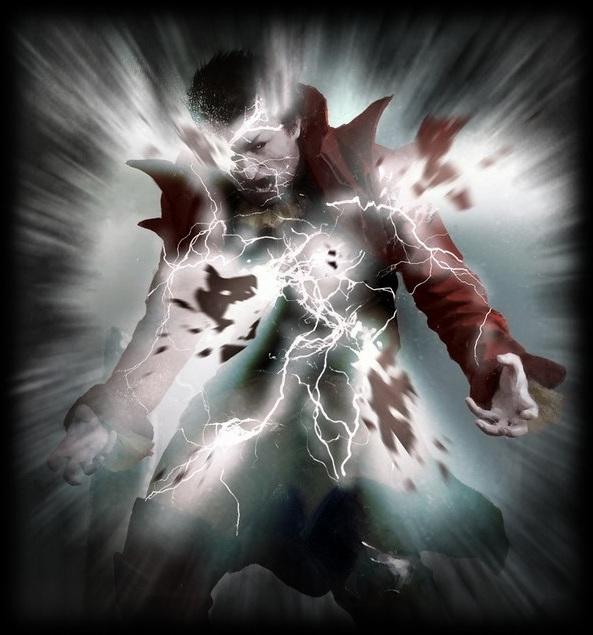 La magie est un torrent violent dans lequel le Mage risque de se noyer
