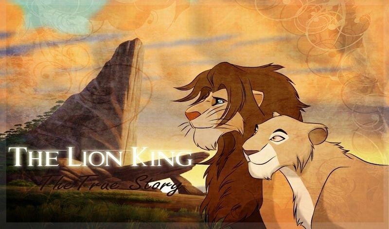 Le Roi Lion ~ La Véritable Histoire des Clans !