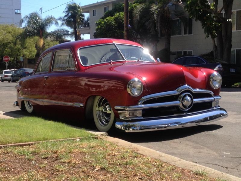 Ford 1949 50 51 Shoebox Custom Amp Mild Custom Galerie