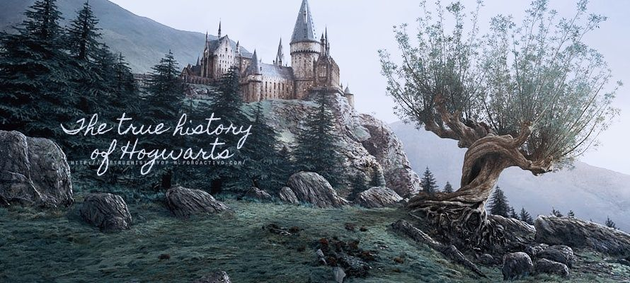 The true history of Hogwarts