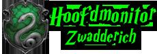 Hoofdmonitor Zwadderich