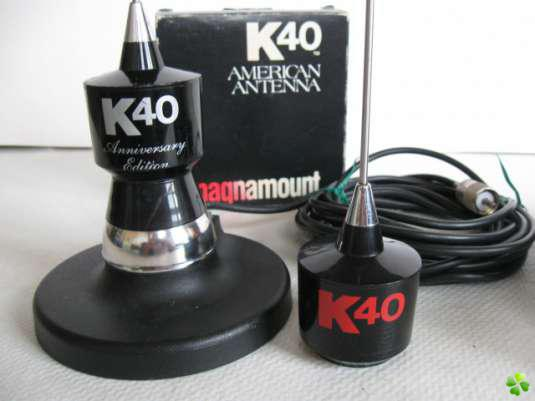 Antenne k40 magnetique