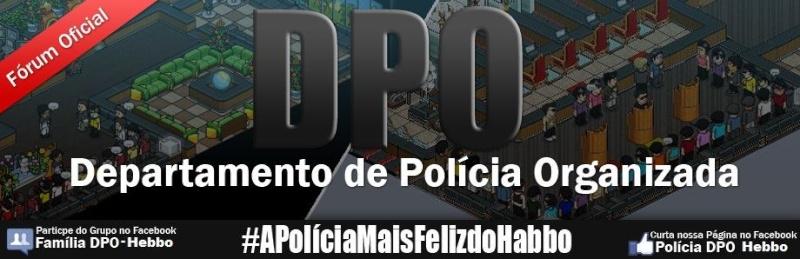 Departamento de Polícia Organizada - Fórum Oficial