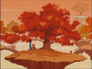 The Tree Grave