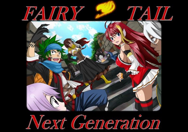 Fairy Tail Next Generation