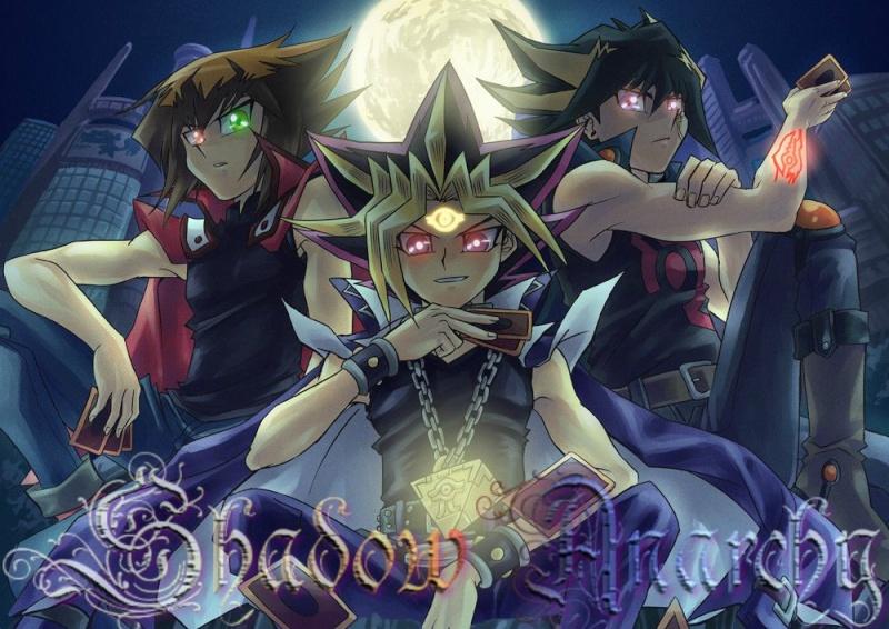 Yu-Gi-Oh! Shadow Anarchy
