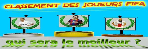 CLASSEMENT GENERAL DES JOUEURS