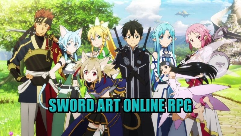 Sword Art Online RPG