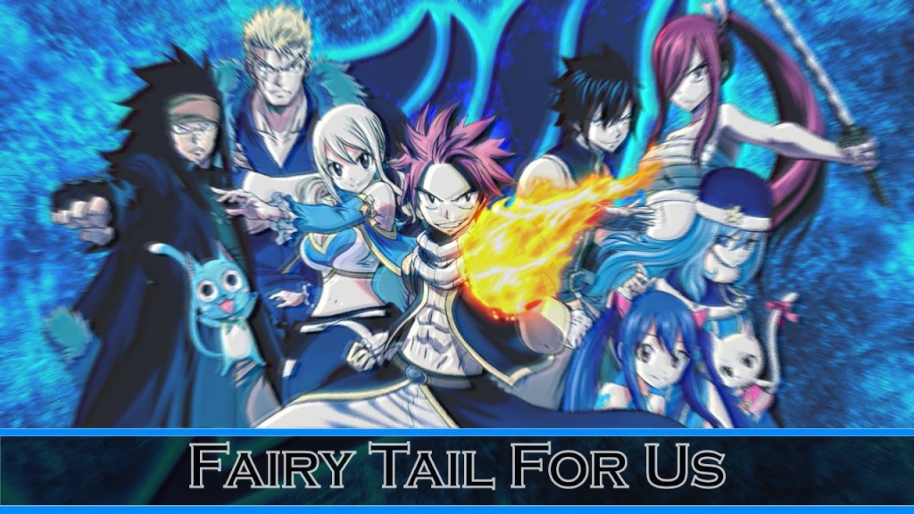 Fairy Tail For Us