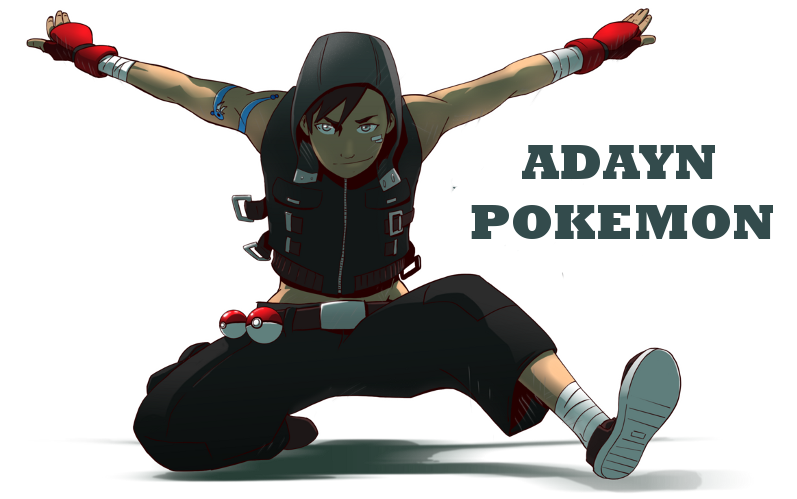 Adayn Pokemon