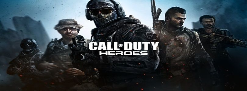Call Of Duty Heroes NSA