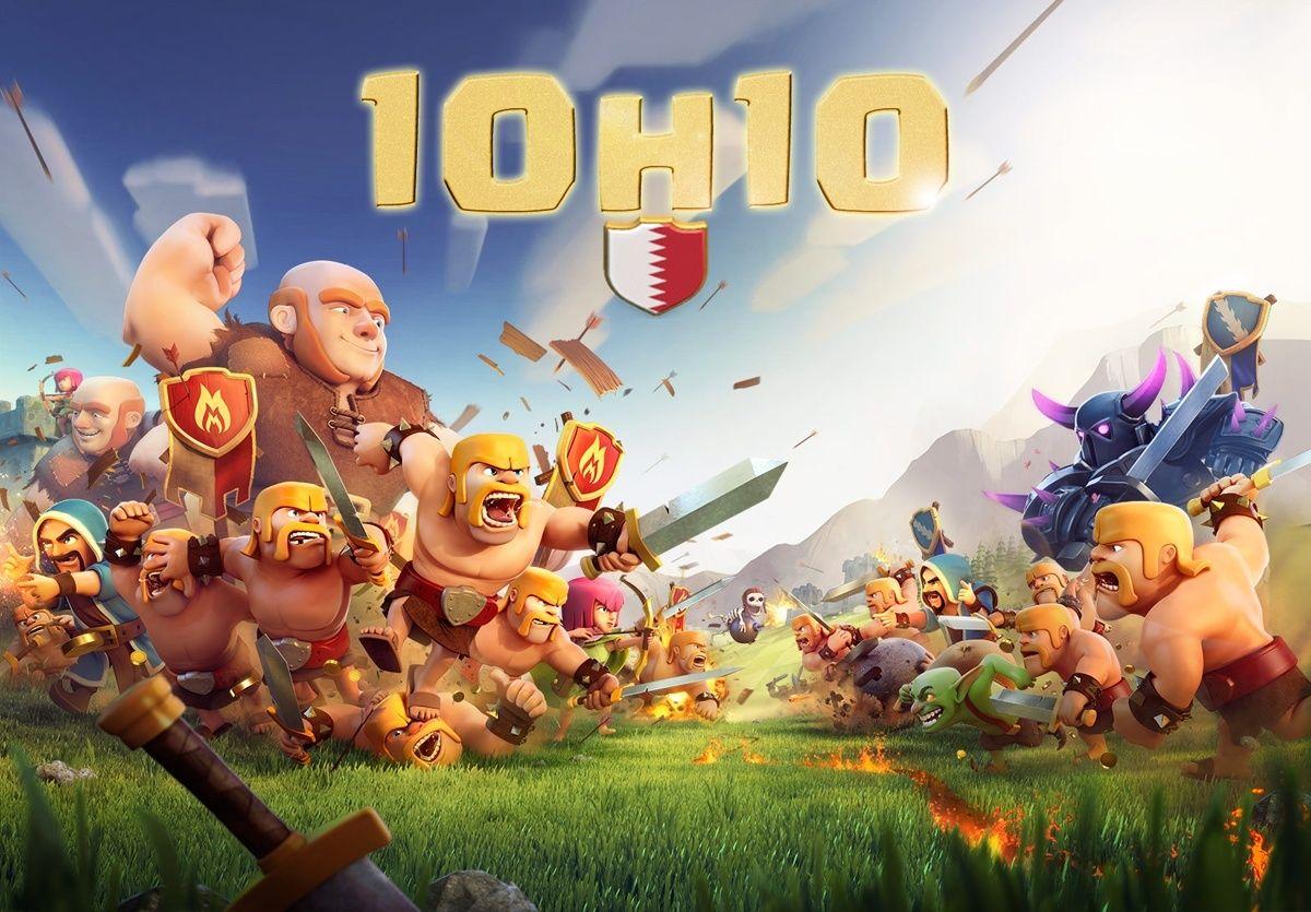 Forum clan 10h10 CoC