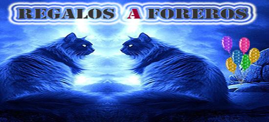 REGALOS A FOREROS