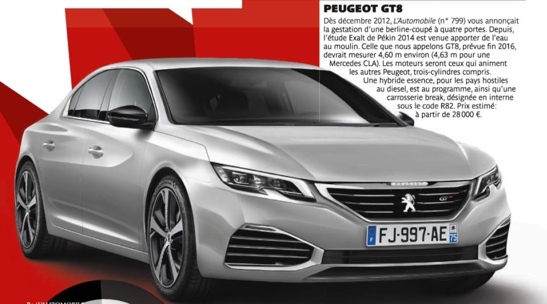 2018- [Peugeot] 508 II [X83/R83] - Page 8
