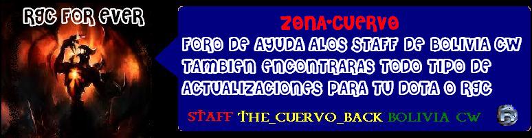 STAFF BOLIVIA CW  THE_CUERVO_BACK FORO ACTIVO TODO EL DIA