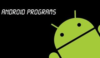 برامج لهواتف الاندرويد