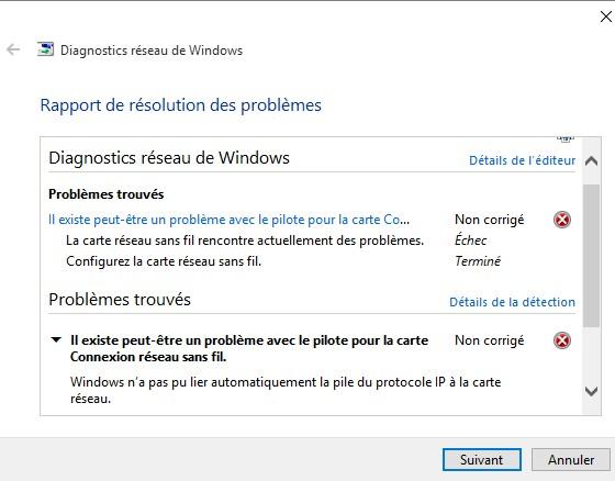 Probleme D Activation Wi Fi Forums Cnet France