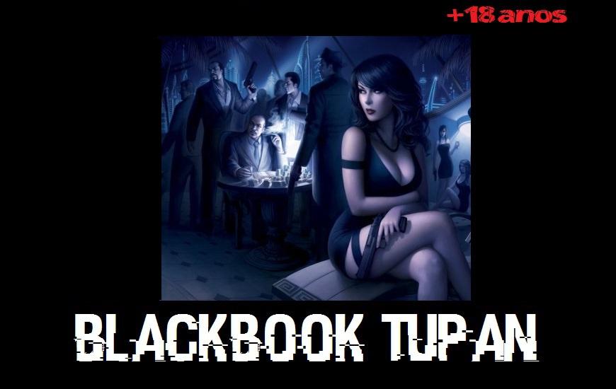 BLACKBOOK TUPAN