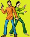 Vintage Indian Comics