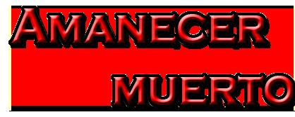 Clan Amanecer Muerto