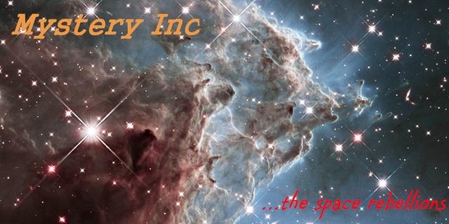 Mystery Inc's glory