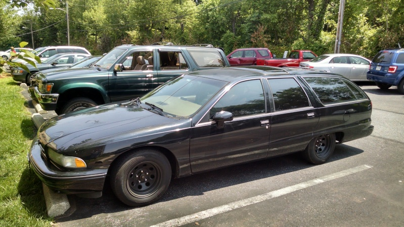Roadmaster Wagon Replacement Parts : Roadmaster wagon