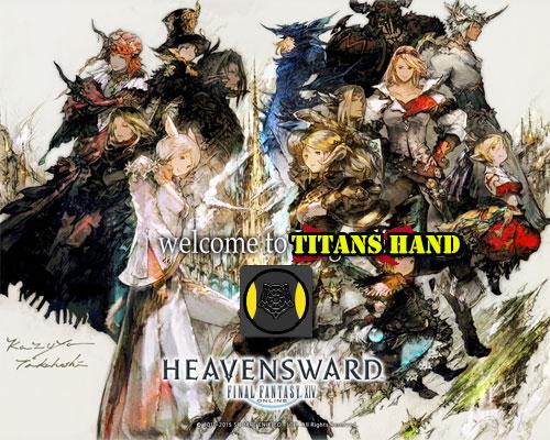 Titans Hand FF14RR Free Company