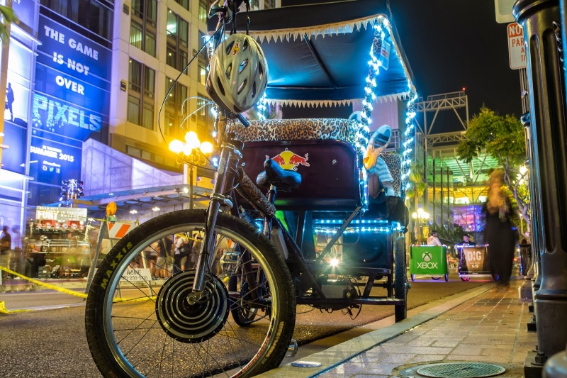 1st San Diego Pedicabs community forum