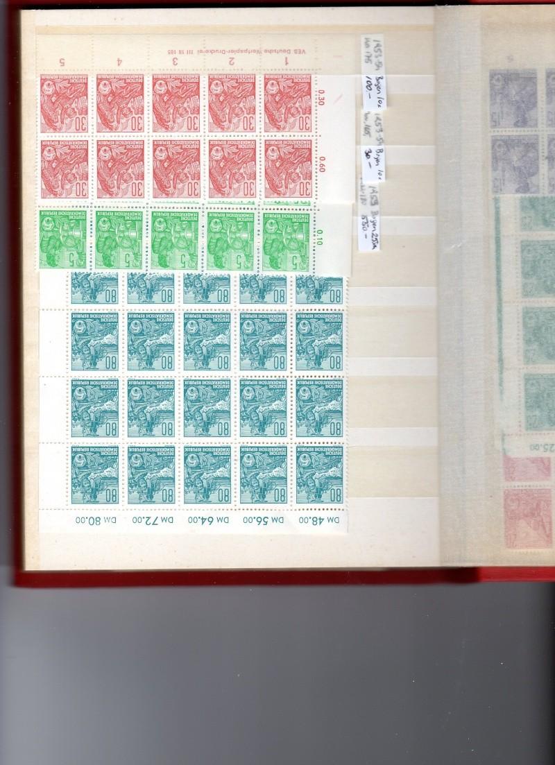 wertvolle ddr briefmarken mit preis