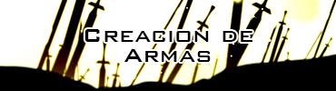 Creacion de armas