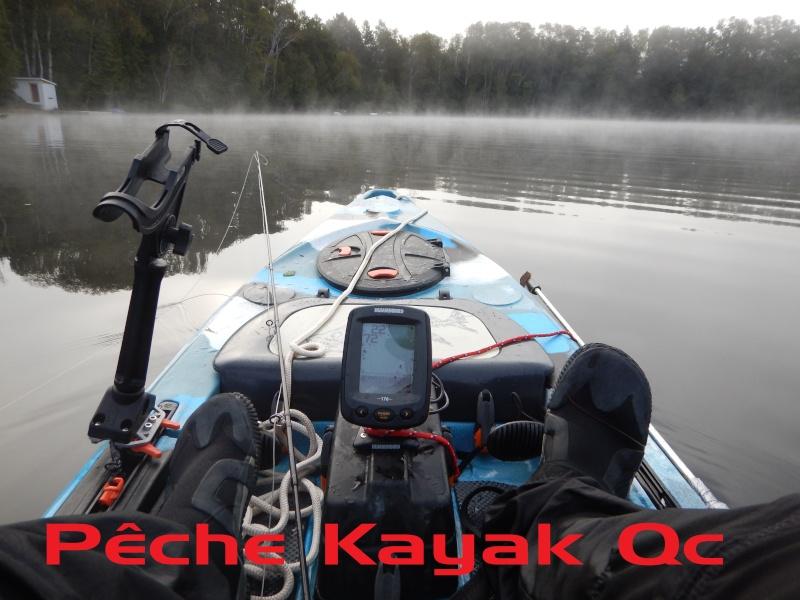 Pêche Kayak Qc