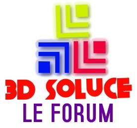 3d Soluce LE FORUM