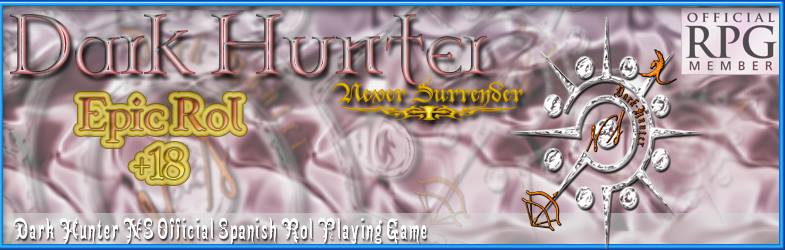 Dark-Hunter NS Official-Spanish RPG +18
