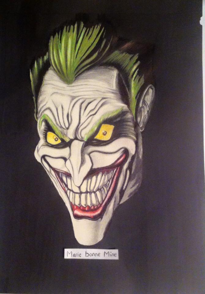 dessin joker