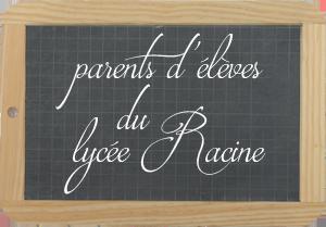 Parents d'élèves du lycée Racine