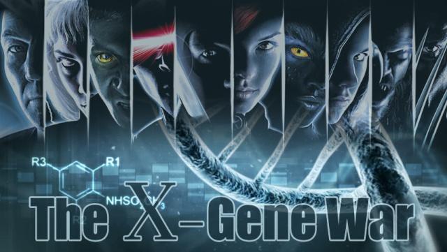 The X-Gene War