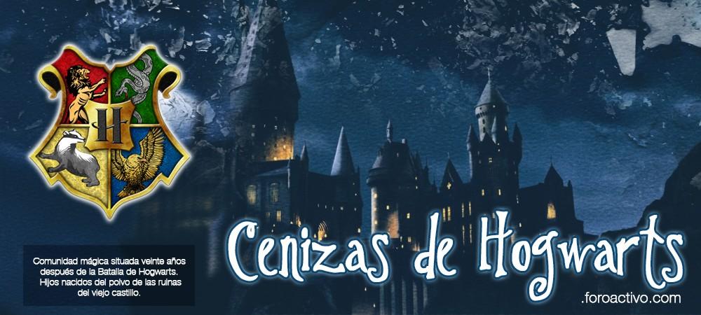 Cenizas de Hogwarts